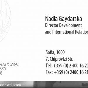 Nadia en