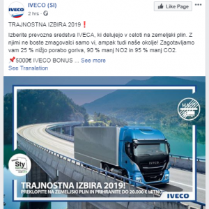CarpeDiem- Iveco Facebook Marketing Croatia, Serbia, Slovenia (7)