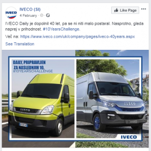 CarpeDiem- Iveco Facebook Marketing Croatia, Serbia, Slovenia (8)